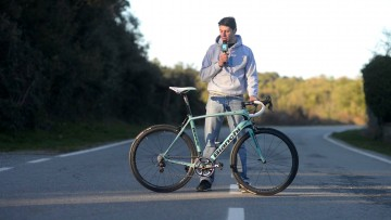 Preview Test | Bianchi Infinito CV