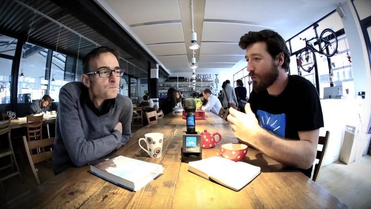 Intervista a Giacomo Pellizzari