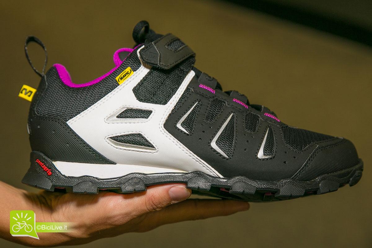 Mavic 2015 // Nuova scarpe Zoya donna mountainbike.