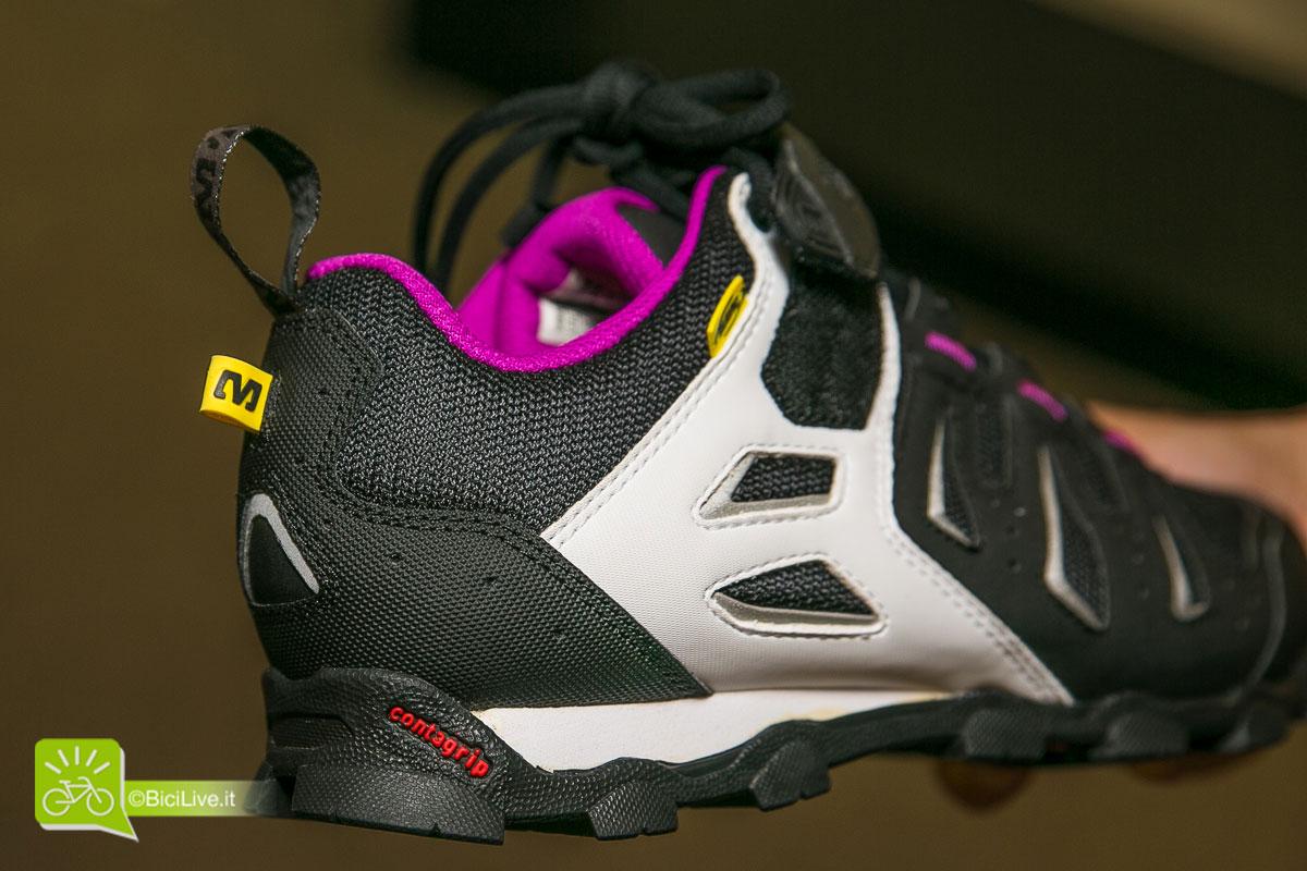 Mavic 2015 // Nuova scarpe Zoya donna all-mountain.