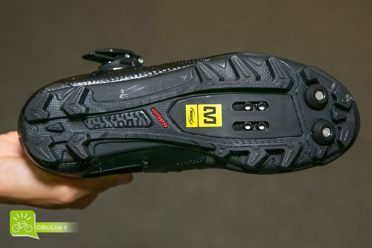 Mavic 2015 // Nuova scarpe Scorpio donna cross-country.
