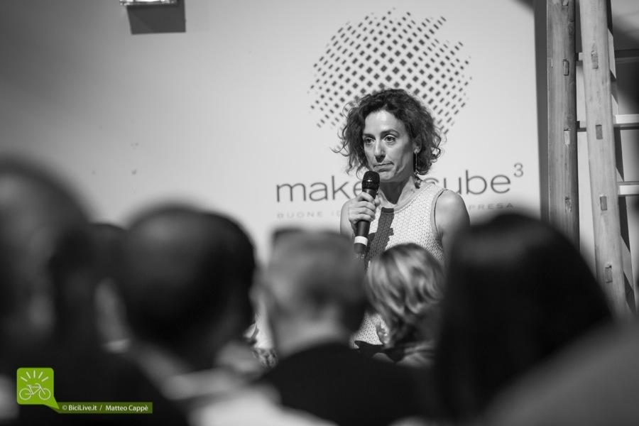 Valeria Vitali, fondatrice di Rete del Dono