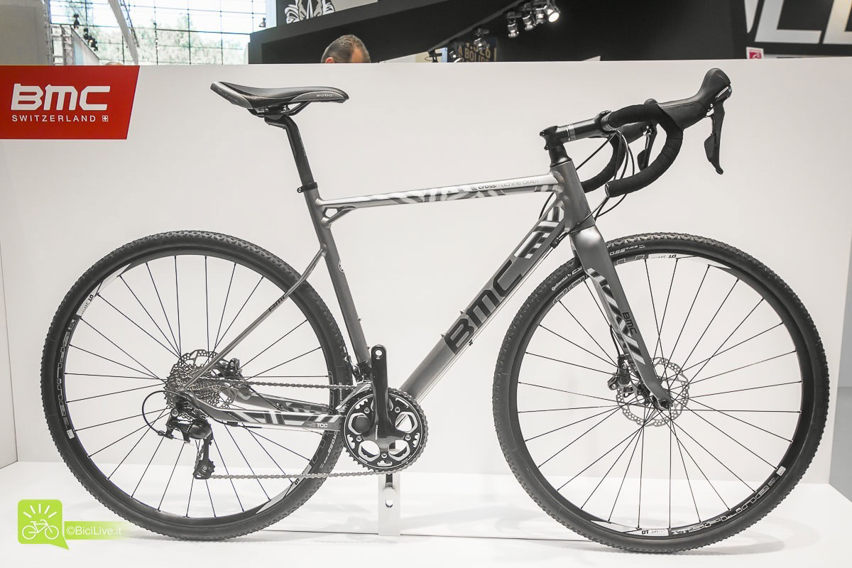 Bmc Cross Machine CXA01 2016