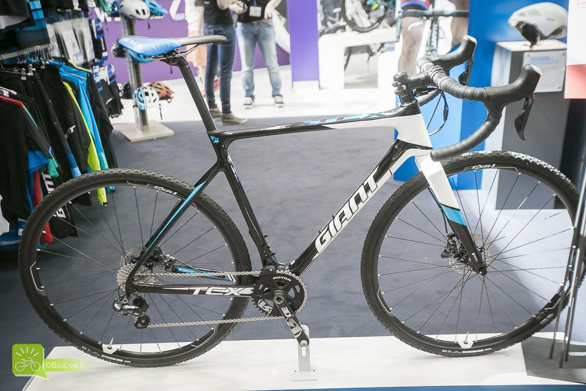 Giant Tcx Advanced Pro1 2016