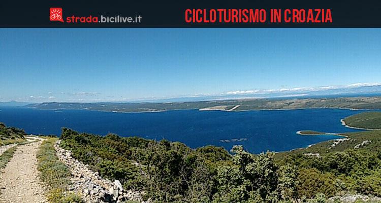 Cicloturismo in mountain bike a lussino croazia - Cinelli piumini letto prezzi ...