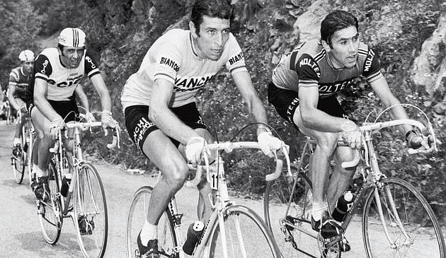 La Vuelta e gli italiani
