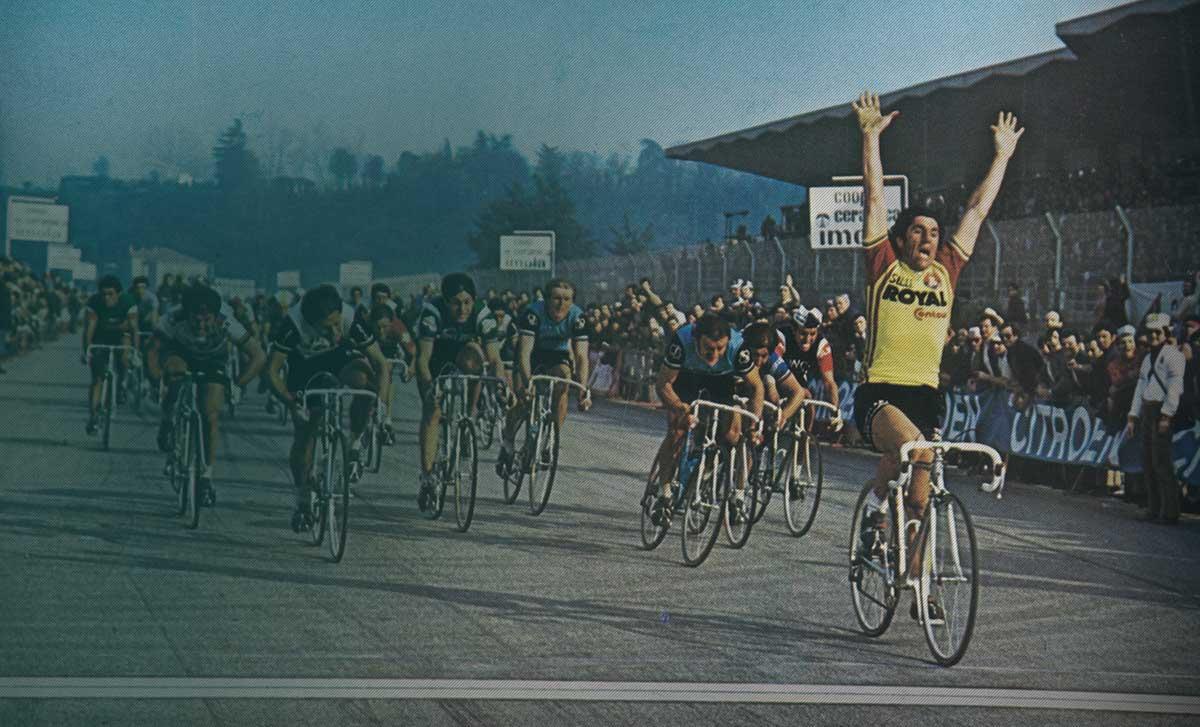 Gli italiani e la Vuelta nella storia