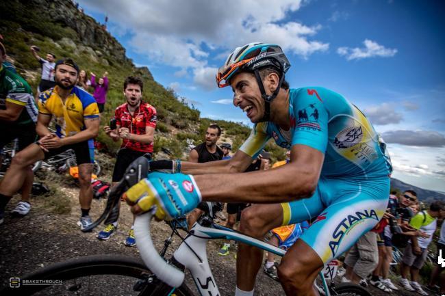 Fabio Aru alle Vuelta 2013