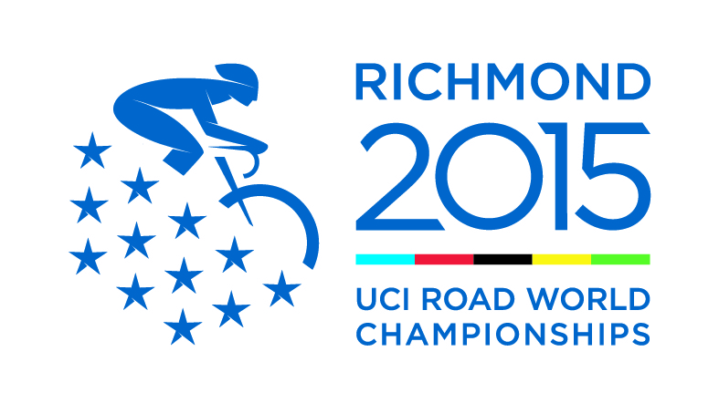 Il logo di Richmond 2015 (cycling-manager.eu)