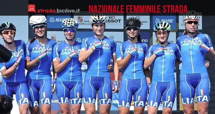 nazionale-femminile-strada-ciclismo