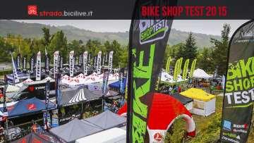 foto che rappresenta l'area che ospitava il bike shop test a zola predosa in provincia di bologna