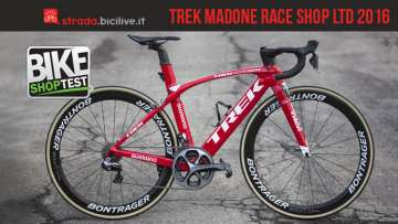 Trek Madone Race Shop Limited 2016