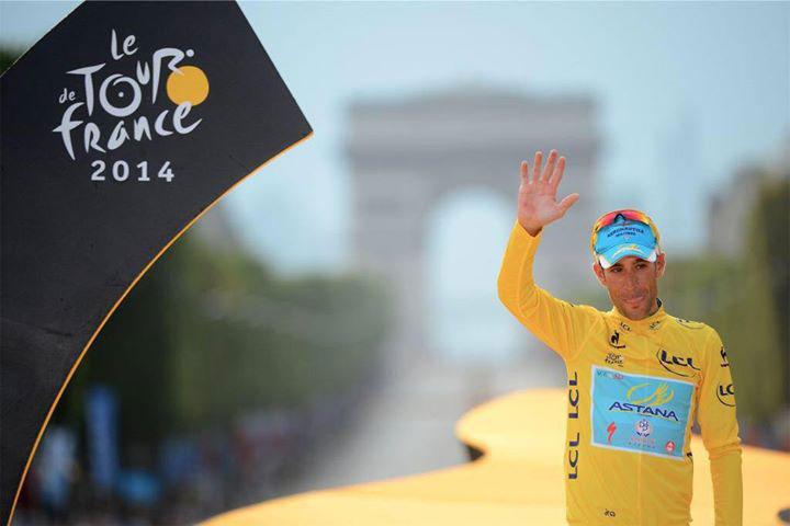 Nibal vince il Tour de France 1014