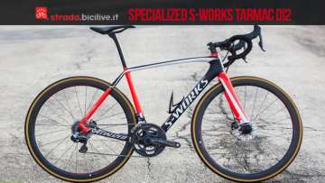 Specialized S-Works Tarmac Disc Di2 2016