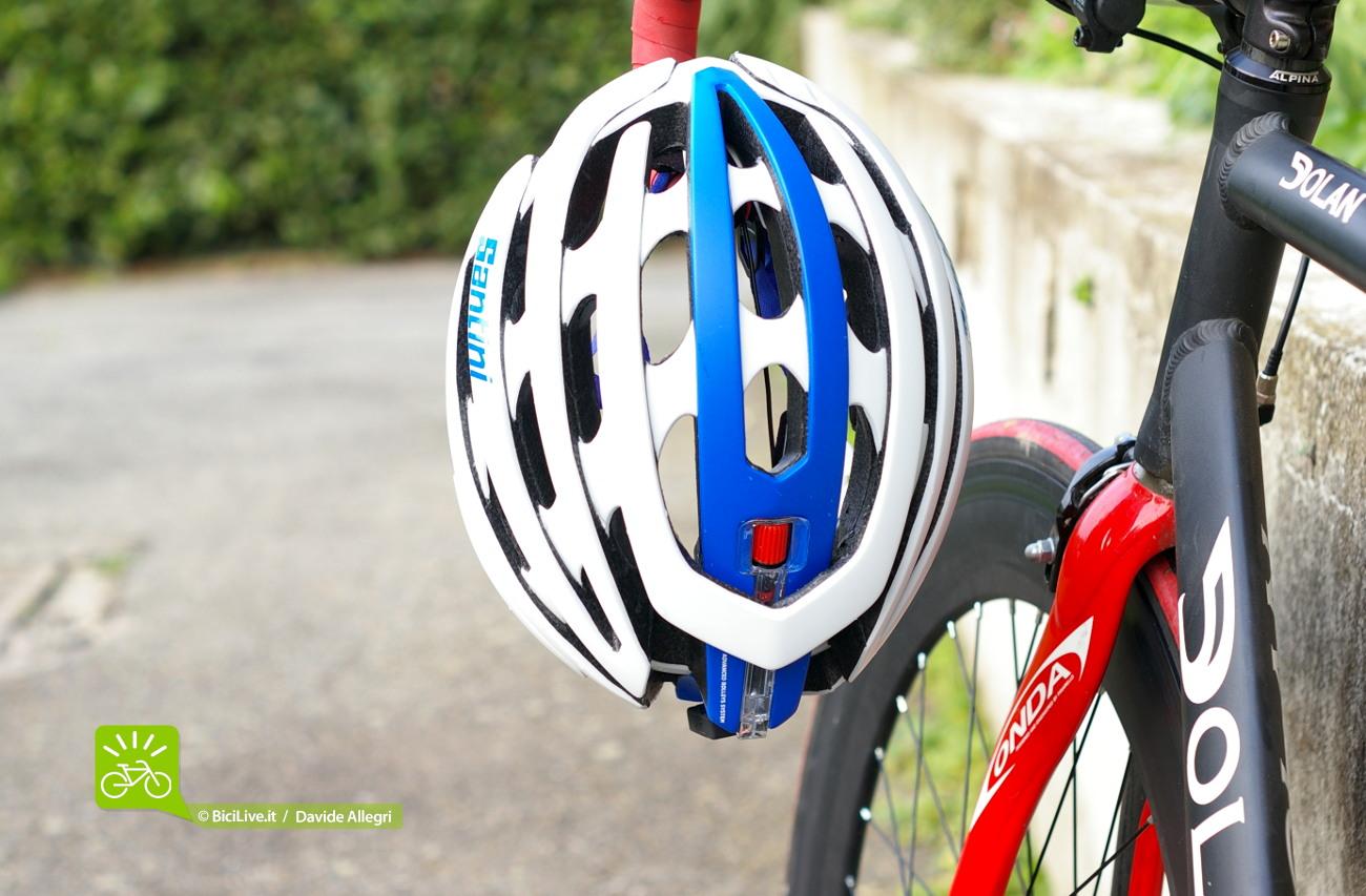 Casco-Lazer-Santini-z1-lifebeam-bici