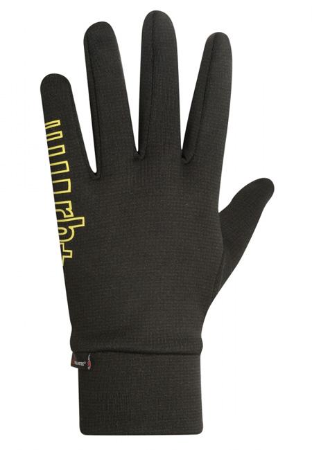 La versione nero/lime del guanto Beta Glove
