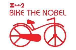 il logo Bike the Nobel di Rai Radio 2