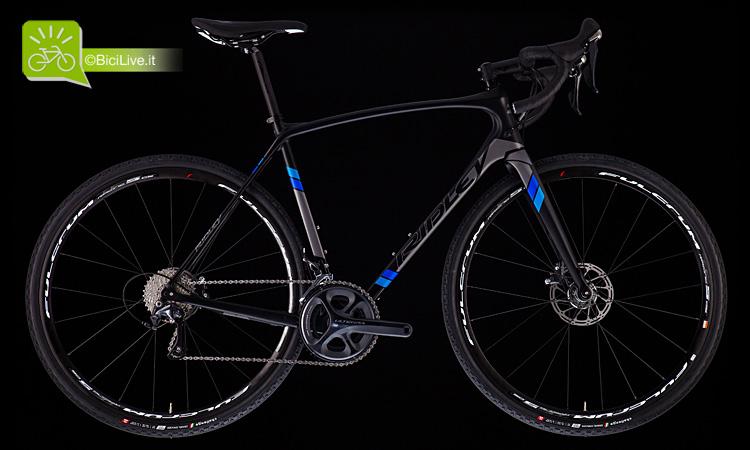 Una bicicletta gravel ridley x trail