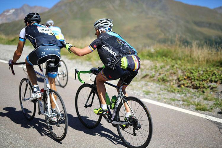 La granfondo più dura la Otztaler Radmarathon