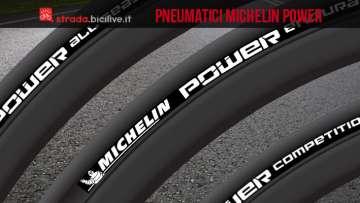 pneumatici per bici da strada Michelin Power