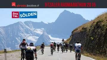 Apertura pre-iscrizione alla Otzaler Radmarathon 2016