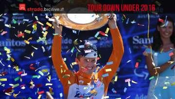 Trionfo di Gerrans al Tour Down Under 2016