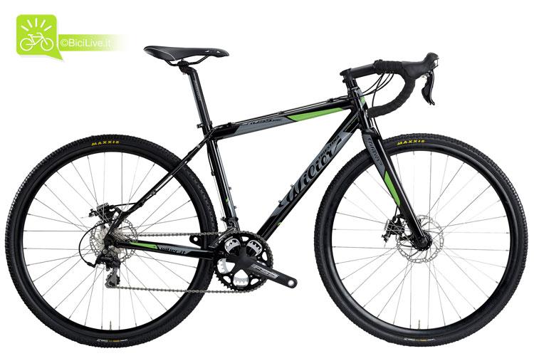 foto della bici da strada Wilier Triestina Cross Disc Alu