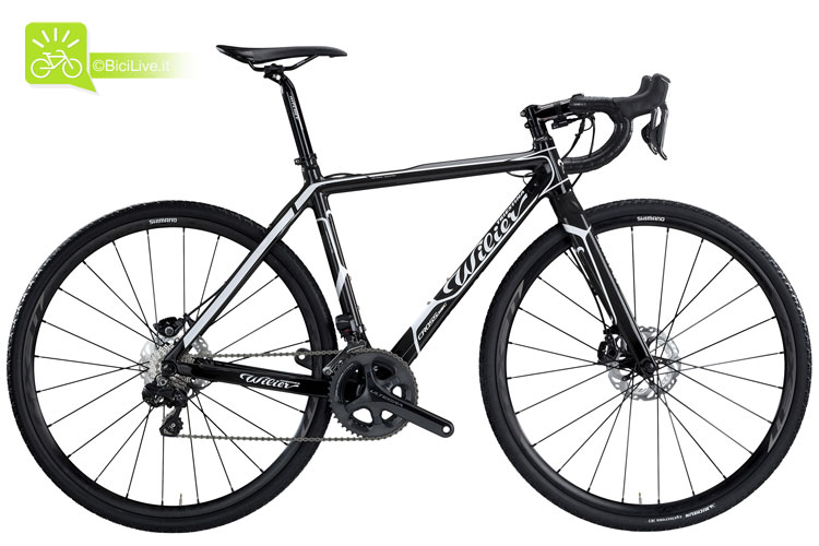 foto della bici da strada Wilier Triestina Cross Disc Carbon