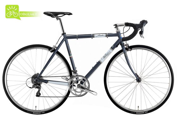 foto della bici da strada Wilier Triestina Strada