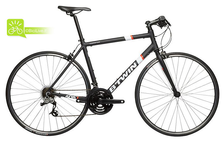 decathlon-btwin bici TRIBAN 500 FB