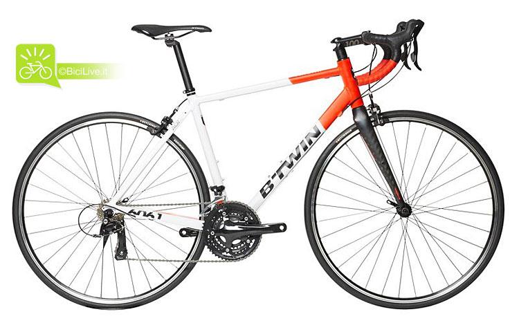 Bicicletta da strada decathlon Triban 520 C2