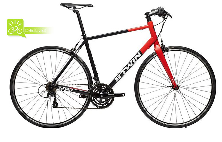 decathlon-btwin bici TRIBAN 520 FB
