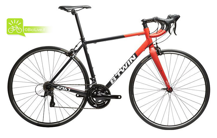 decathlon-btwin bici TRIBAN-520