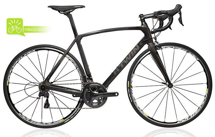 decathlon-btwin bici ULTRA-920-CARBONIO