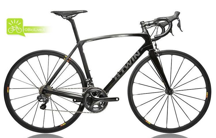 decathlon-btwin bici ULTRA-940-CARBONIO