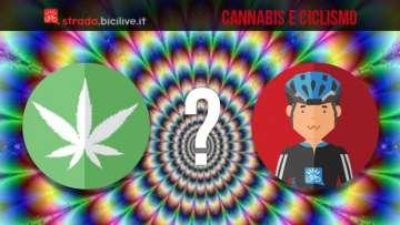 Gli effetti della cannabis nello sportivo e nel ciclista