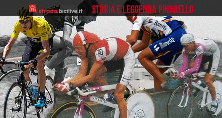 Pinarello la storia della casa produttrice di bici made - Cinelli piumini letto prezzi ...