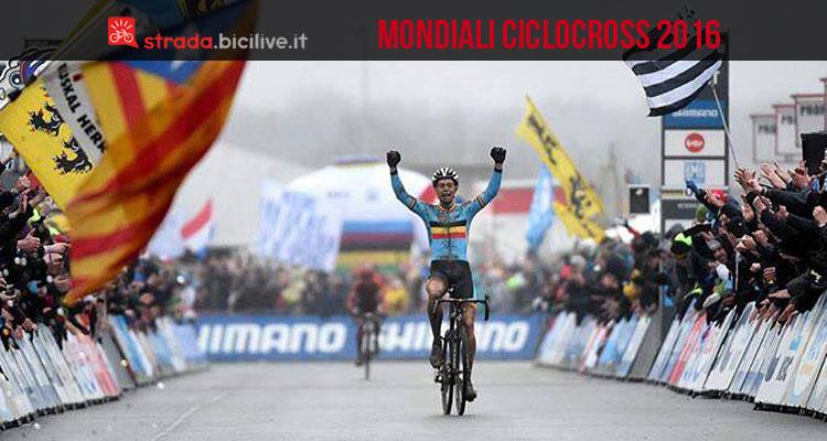risultati mondiali cicolocross 2016