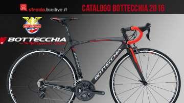 Foto di una bici da strada Bottecchia