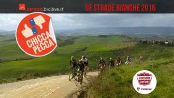 Le chicce e le pecche della Granfondo di ciclismo Strade Bianche Trek