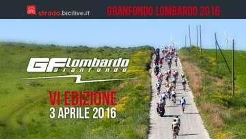 Foto di ciclisti su strada alla Granfondo Lombardo in Sicilia