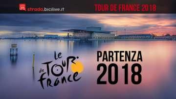 partenza Tour de France 2018 Copenaghen