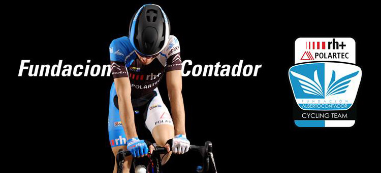 Fondazione Contador e Polartec hanno contribuito allo sviluppo della linea di abbigliamento invernale da ciclismo Shark di rh
