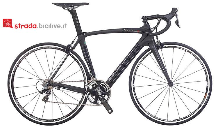 bici da strada bianchi oltre xr 2 con gruppo Shimano-Dura-Ace-11v-MIX-Compact