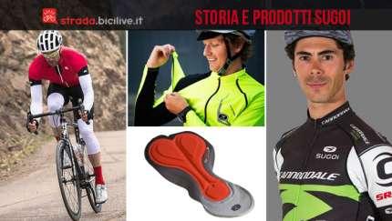 abbigliamento tecnico per il ciclismo sugoi