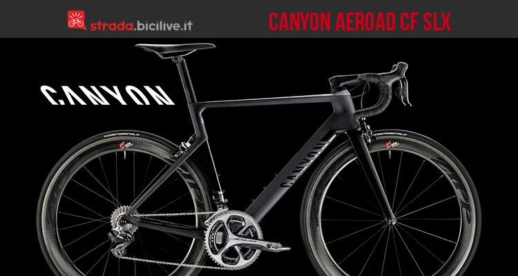 Bici da corsa canyon aeroad cf slx - Cinelli piumini letto prezzi ...