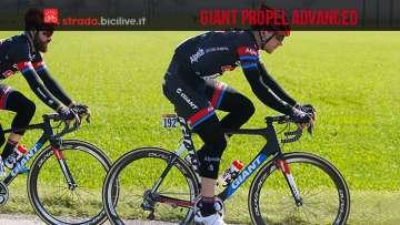 bici da corsa top di gamma Giant Propel