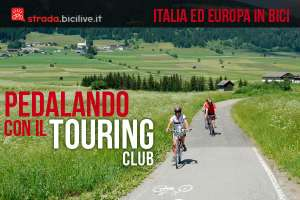cicloturismo con il Touring club italiano