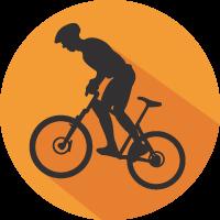 affrontate le salite di una gara di ciclisma con il vostro ritmo