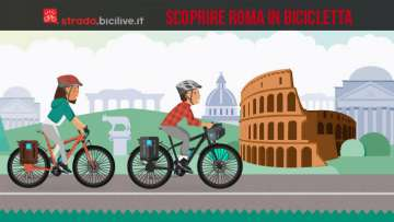 10 consigli per scoprire Roma in bicicletta